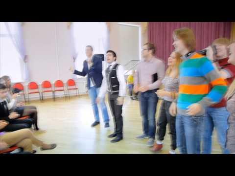 Видео: Флэшмоб Поздравление с Днем Рождения wemakelove.ru