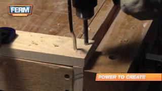 How To Make A Dowel Connection
