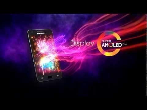 Video ufficiale di presentazione Samsung Galaxy S II (by Samsung Italia)