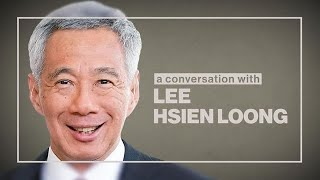 A Conversation With Singapore's Prime Minister Lee Hsien Loong