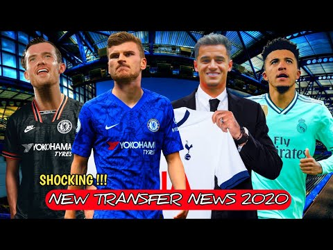 Latest Transfer News & Rumours | Timo Werner To Chelsea, Nicolo Zaniolo To Liverpool