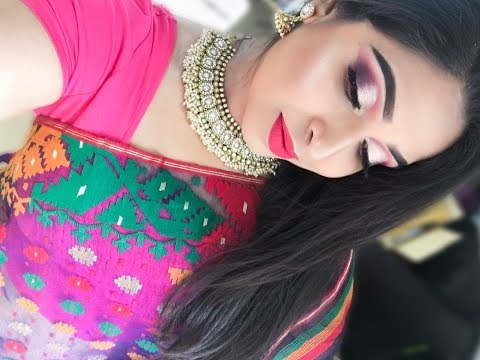 DESI WEDDING PARTY MAKEUP
