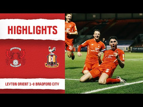 Leyton Orient Bradford Goals And Highlights