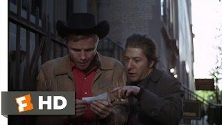 Midnight Cowboy (5/11) Movie CLIP - Ratso Gets Joe a Real Job (1969) HD