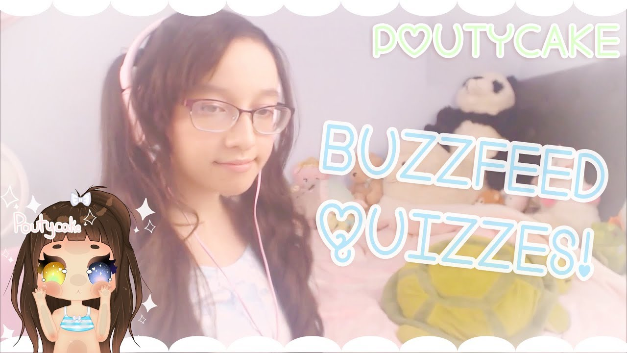 Taking BuzzFeed Quizzes! | Age Regression ♡
