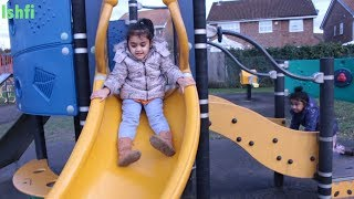 Outdoor Family Fun at Kids Park with Rufi Ishfi