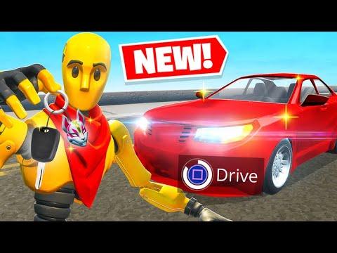 New Cars Update In Fortnite Fortnite Cars Location Secrets Youtube
