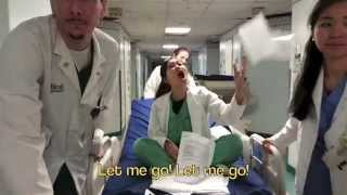 """Let Me Go"" - Medical School Let It Go Parody"
