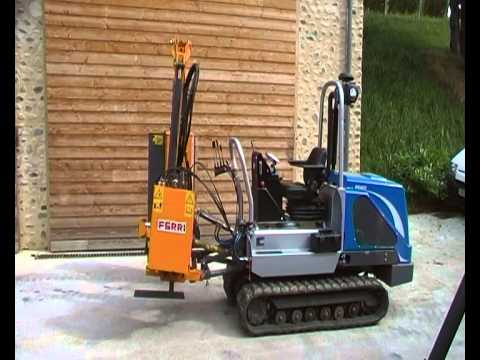 tracteur chenilles drago 772 varia avec d broussailleuse pr sentation2 mp4 youtube. Black Bedroom Furniture Sets. Home Design Ideas