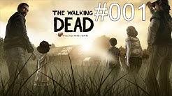 The Walking Dead PS4 Gameplay Deutsch (GoTY Edition) Episode #1 : A New Day  Part 1 - Ein neuer Tag