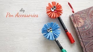 DIY Pen Accessories | Back to School | DIY Projects