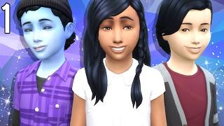 The Sims 4: Kids Room - 1 (Gotta Catch 'Em All)