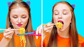 AR YUMMY FOOD HACKS AND GENIUS KITCHEN TRICKS  DIY Food Tips Every Cook Should Know