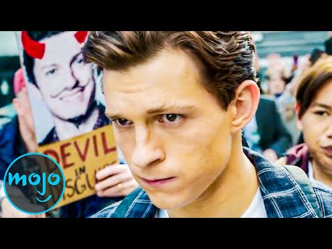 Top 5 Amazing Details In The Spider-Man: No Way Home Trailer