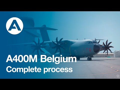 A400M Belgium Complete Process