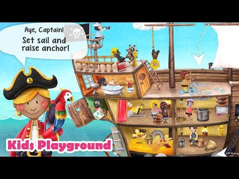 Tiny Pirates - Activity Book  Help load the pirate ship