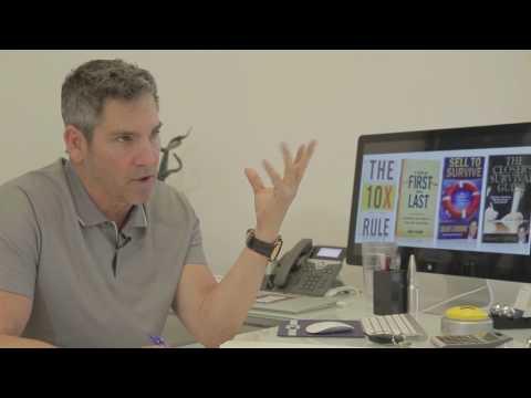 Grant Cardone Coaches Millionaire Brand Building