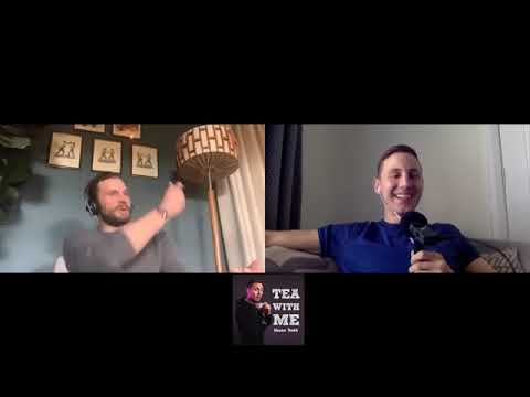 Jamie Dornan - Tea with me Podcast 08/04/20