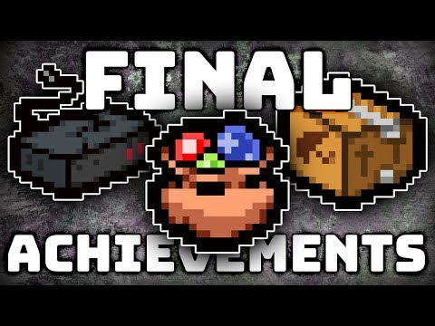 The FINAL Achievements! - Afterbirth+
