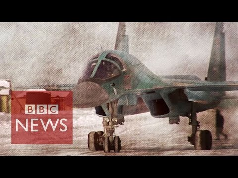 Russia's military hardware in Syria - BBC News