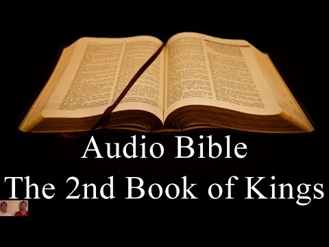 The Second Book of Kings - NIV Audio Holy Bible - High Quality and Best Speed - Book 12