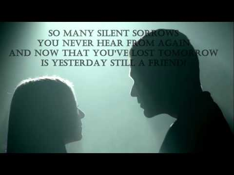 Shinedown - Through The Ghost (Lyrics)