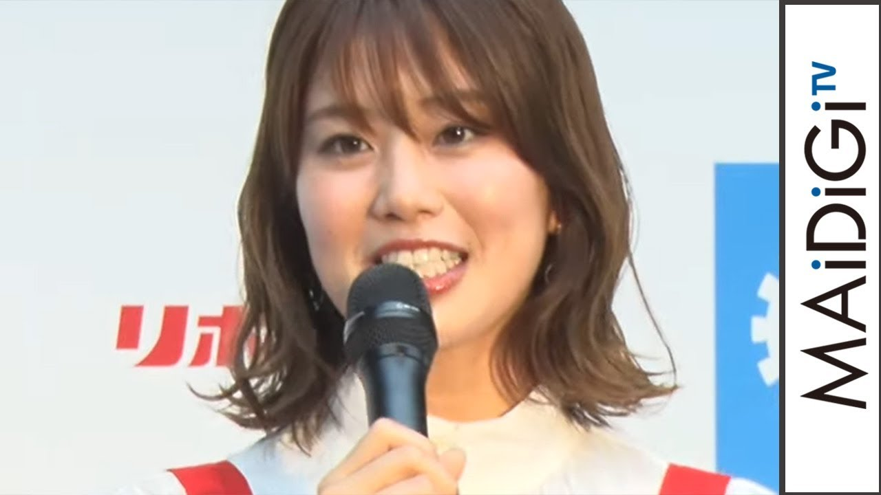稲村亜美、ラグビーの魅力熱弁!「こんなに熱いスポーツはない」