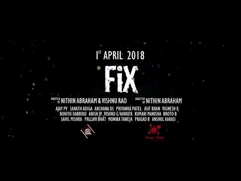 Fix | Hindi-English Suspense/Thriller Short Film with English Subtitles 2018 | Nithin Abraham