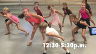 Synergy Dance Studio Summer Camps
