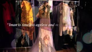 IMAN & THE  RODEO DRIVE WALK OF STYLE AWARDS Thumbnail