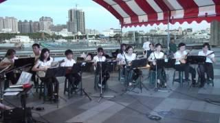 20130608-藝化安平音樂會-灣裡曼陀林樂團演奏.