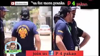 Metal Detector Prank by Nadir Ali   Funny #P4Pakao Pranks