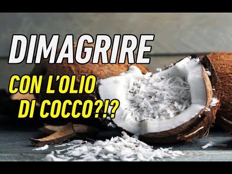 dosi olio di cocco per dimagrire