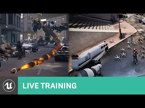 Getting Started in VR | Live Training | Unreal Engine