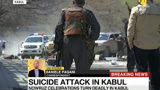 Breaking News: Suicide attack in Kabul, 10 killed