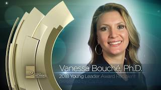Vanessa Bouché, Ph.D. - Dallas Women's Foundation 2018 Young Leader Award Recipient