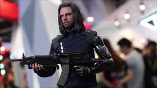 Hot Toys Avengers Infinity War Bucky White Wolf ACGHK 2018