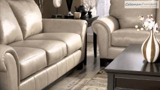Allendale Oyster Living Room Furniture From Millennium By Ashley