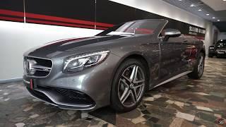 2017 Mercedes Benz S63 AMG Cabriolet - Scuderia Graziani