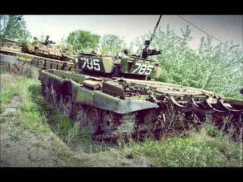 Страшное местечко в Харькове . Бронетанковый завод