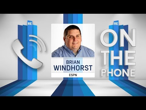 ESPN's Brian Windhorst Talks NBA Finals, LeBron's Future With Rich Eisen   Full Interview   6/7/18