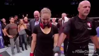 Ronda Rousey - the best!