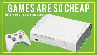 Xbox 360 Games will Never Be Cheaper - Why 2019 is the Best Time to Start Collecting