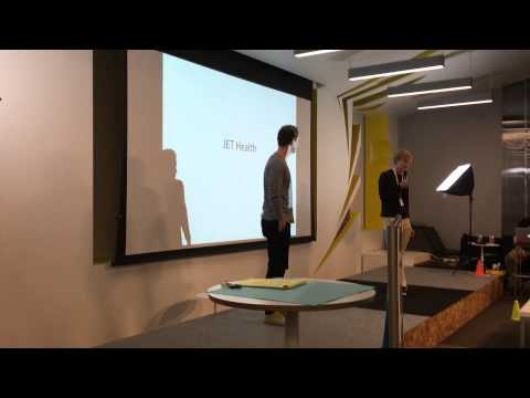 Kansas City Startup Weekend Jet Health Pitch