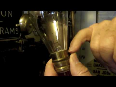 First Electric Bulbs by Thomas Edison