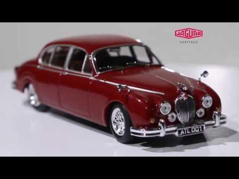 the regency red jaguar mk2 model youtube