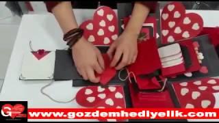Gözdem Hediyelik - Patlayan Kutu - Süprizlerle dolu bir hediye