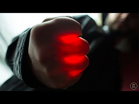 Mutant Power  Fist of Fire