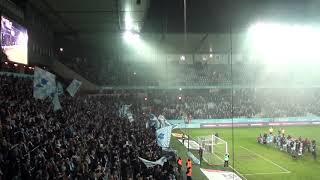 """Uwe Rösler Deutscher Superman!"", Malmö FF-Elfsborg, 2018-11-11"