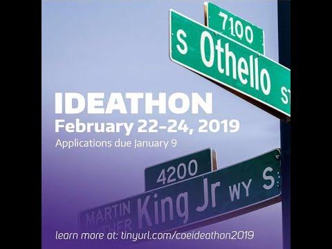 🔴(Re-upload) 2019 UW College Of Education Ideathon Day 1- Orientation